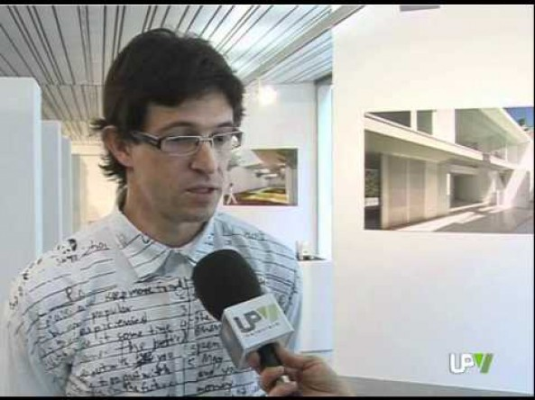 Noticia y entrevista en UPV TV – Video 2