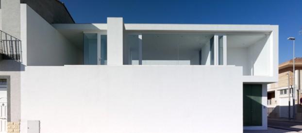 Casa LGS – La casa plegada