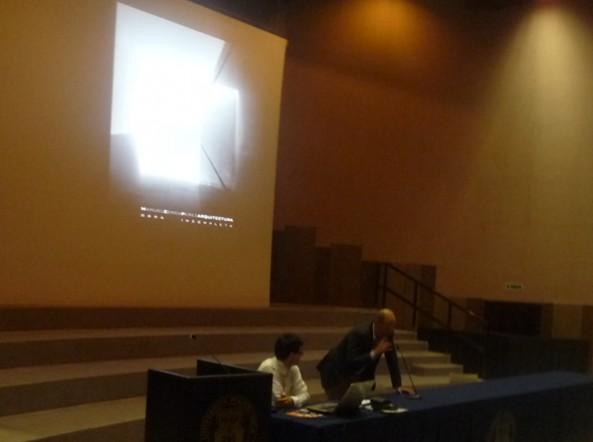 Conferencia en Ancona