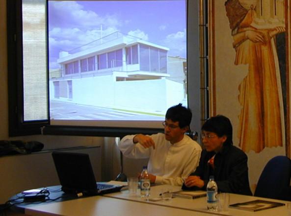 Conferencia en Treviso
