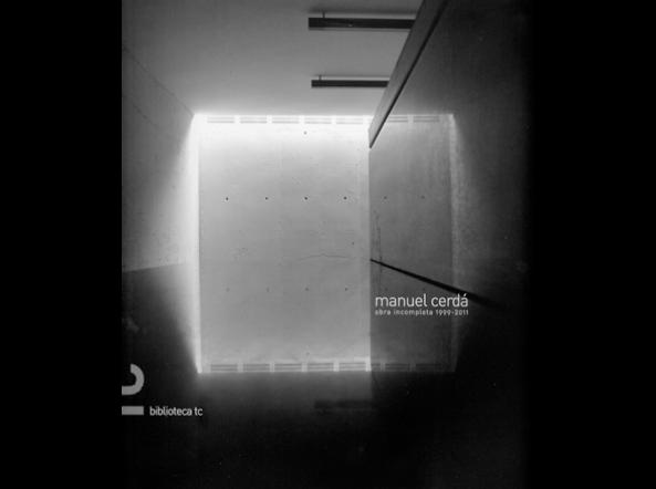 Monografía TC – Manuel Cerdá – Obra incompleta