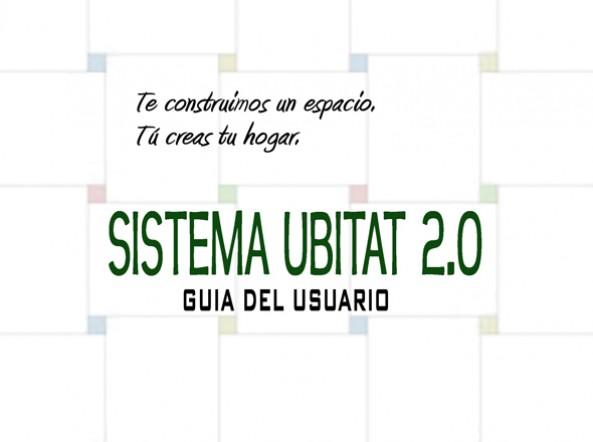 UBITAT, sistema prefabricado de viviendas