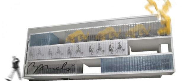 Colegio de Arquitectos en Vigo