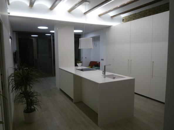 Iluminación de Casa CGM