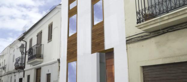 Casa B+D – Una casa a medias