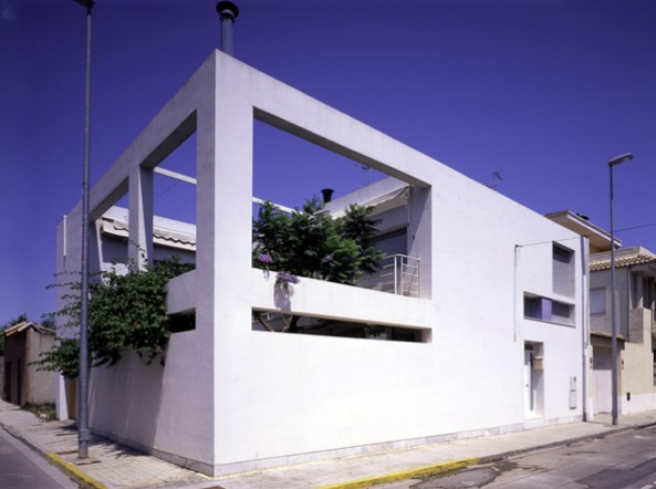 Casa IGS en Massalfassar  (Isabel y Rubert)