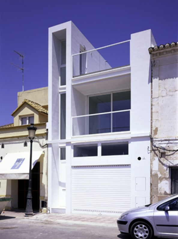 Casa PML en Albuixech (Pepa Y Rafa)