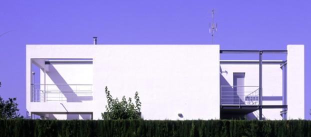 Casa VMM en Rafelbuñol (Loli y Tente)