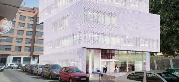 Concurso edificio sociocultural en Torrefiel