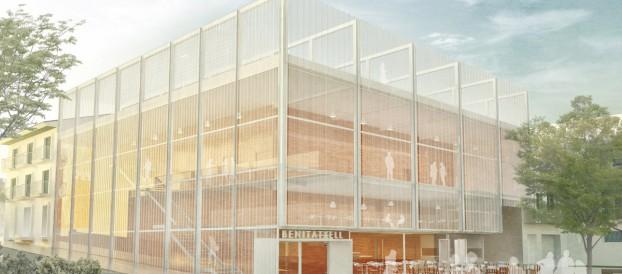 Concurso edificio multiusos en Benitatxell
