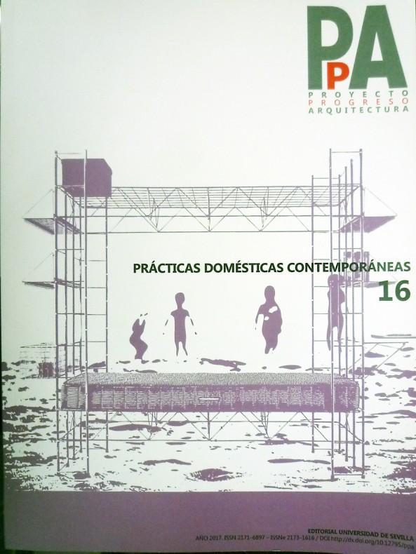 Publicación de artículo «Espacio ubicuo como red de objetos» en la Revista PPA