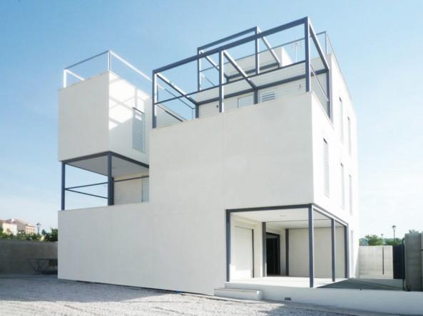 Casa 3×3 – Una ruina habitada