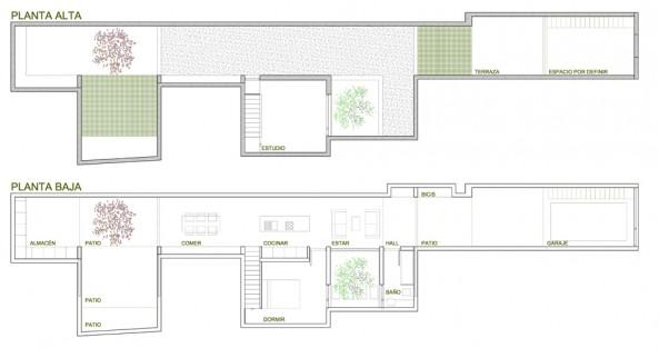 Casa MBM – La casa que casi no es casa