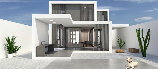 Casa SH2 (Sambori habitado)