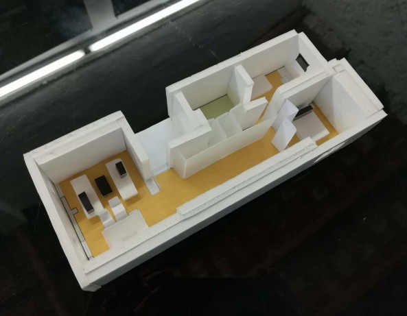 Reforma de piso LRJ